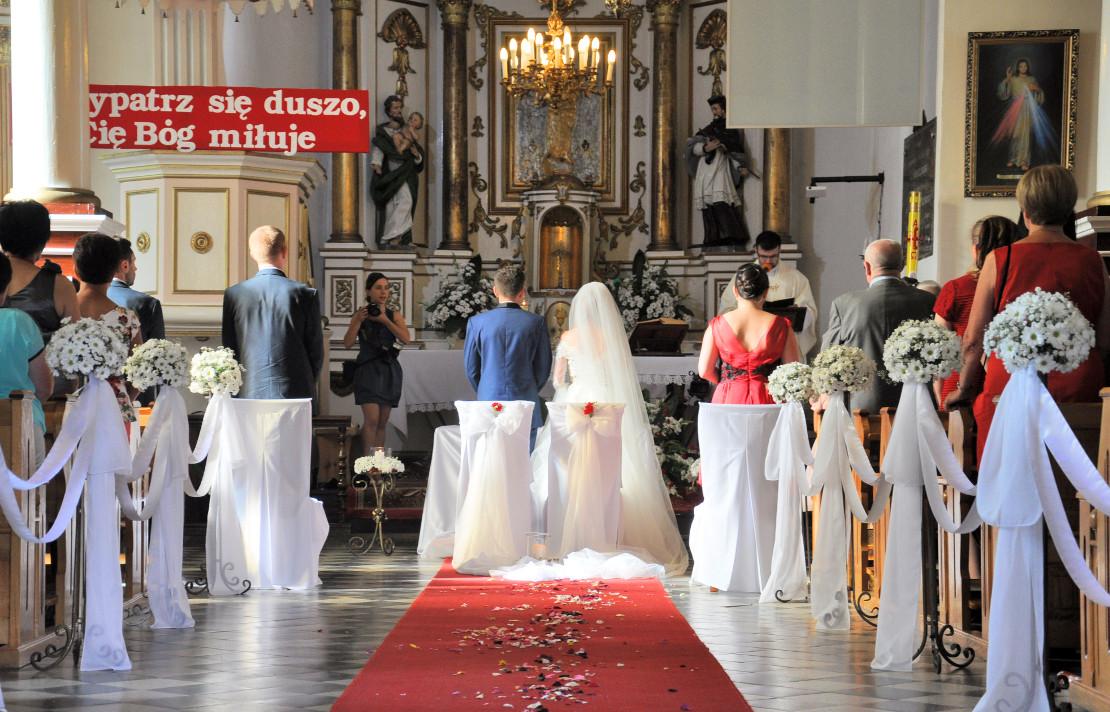 Ceremonie zaślubin