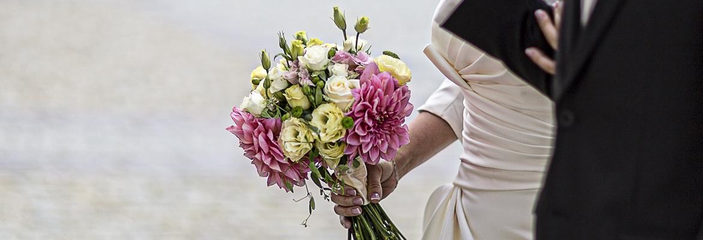 Piękne aranżacje ślubne